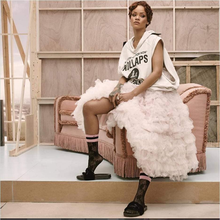 Stance x Rihanna